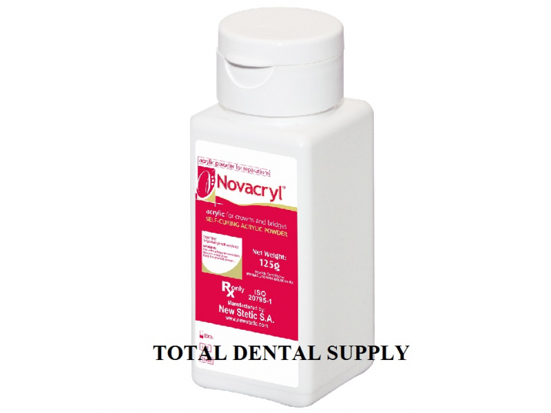 Dental Self Curing Acrylic Resin – B4 / 77 SHADE - Repairing Temporary Crown and Bridge Resin